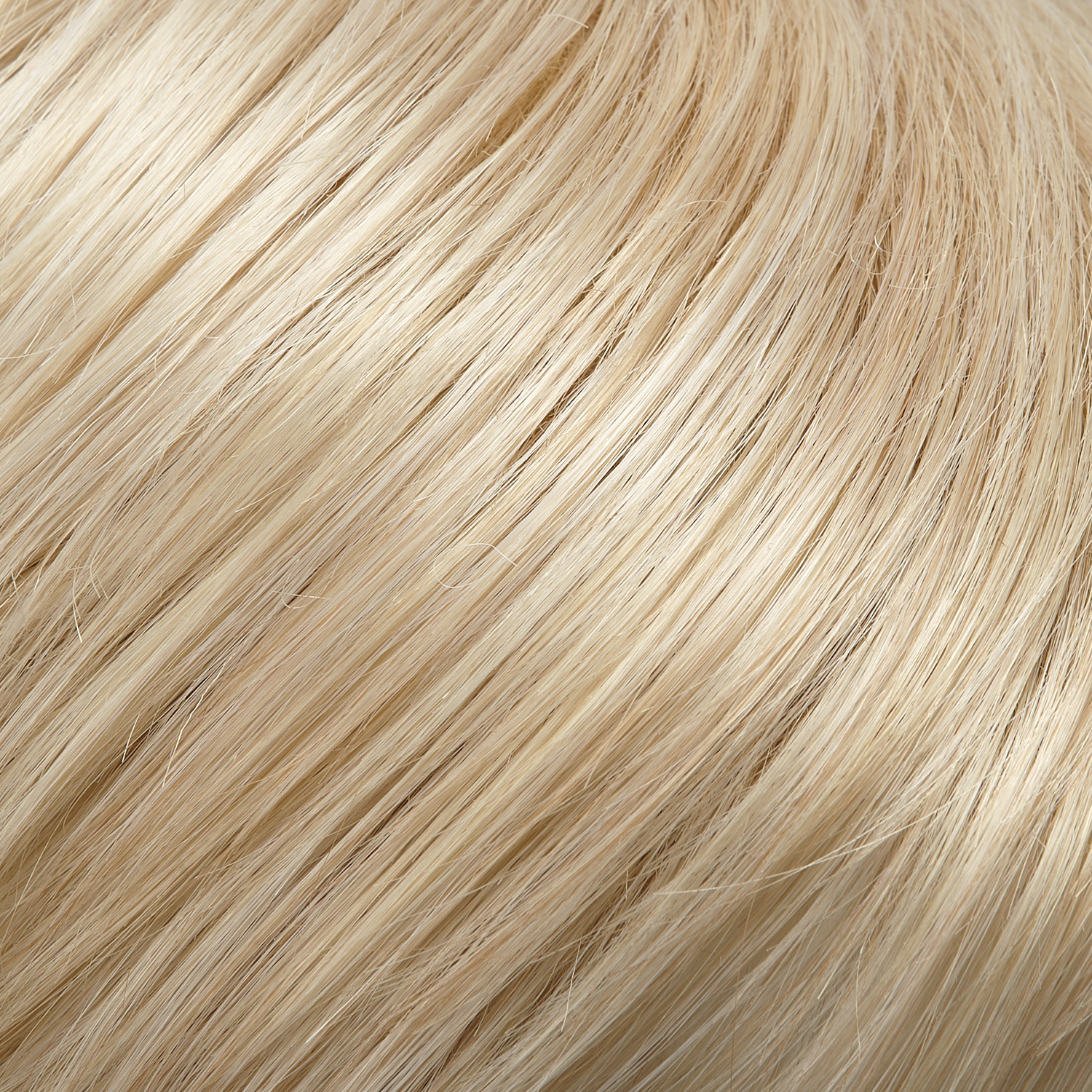 102F - Pale Platinum Blonde with Pale Natural Golden Blonde Blend