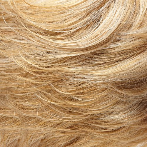 104F24B - Pale Natural White/Blonde & Light Natural Golden Blonde Blend with Light Natural Gold Blonde Nape
