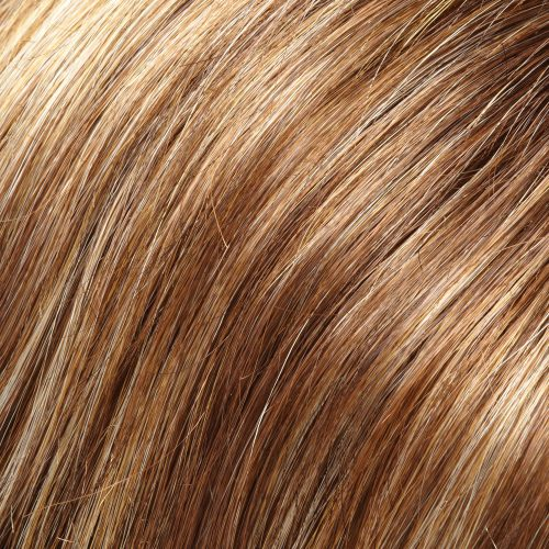 10F - Light Brown with Light Golden Blonde Highlights