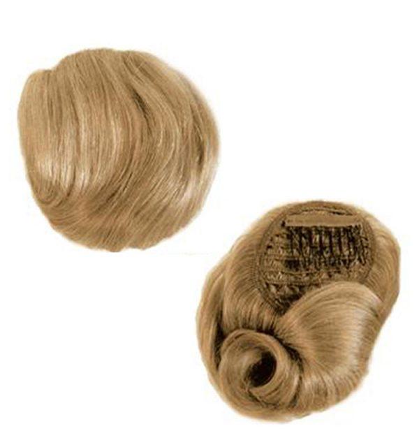 Human Hair Wiglet 683B Hairpiece Final Sale 50% off