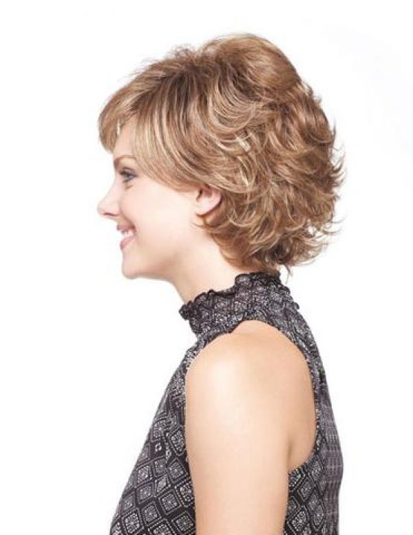 Andie Wig by Tony of Beverly Average Cap Size -side