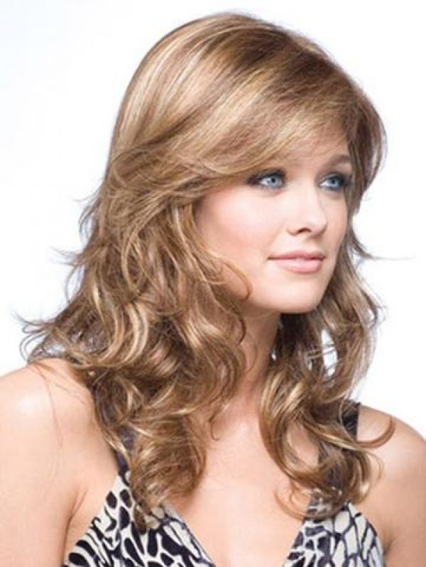 Brittany 2538 Monofilament Top Wig by Amore