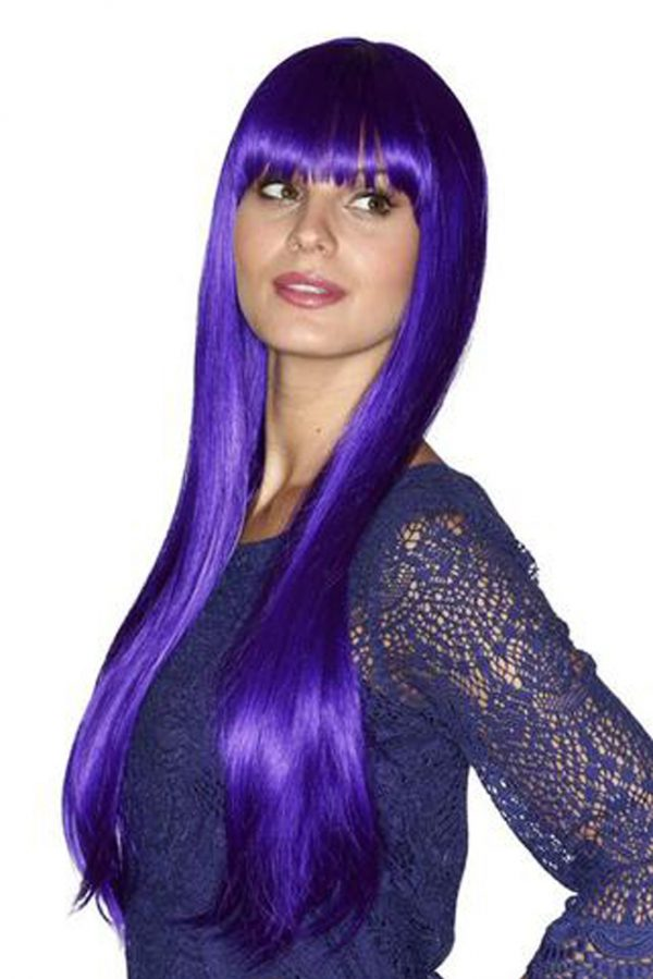 Ecstasy by Incognito Wigs - color Deep Purple