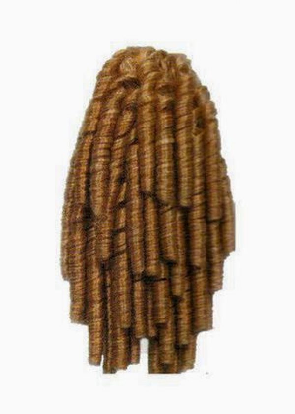 Elka 1646 Drawstring Hairpiece by Wig America -27red