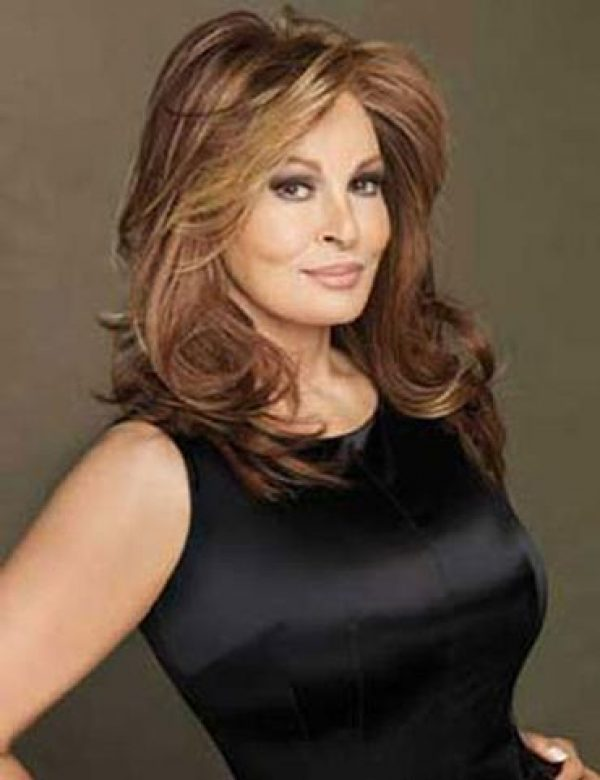 Spotlight Wig by Raquel Welch Lace Front Monofilament Top
