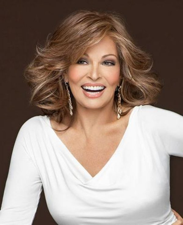 Goddess Wig Raquel Welch HairUWear Lace Front Monofilament Top