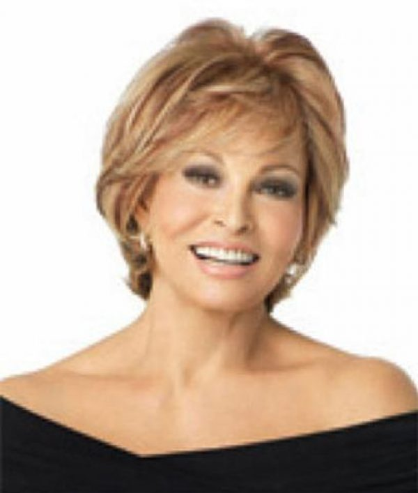 Human Hair Applause Raquel Welch Wigs Lace Front Mono Top