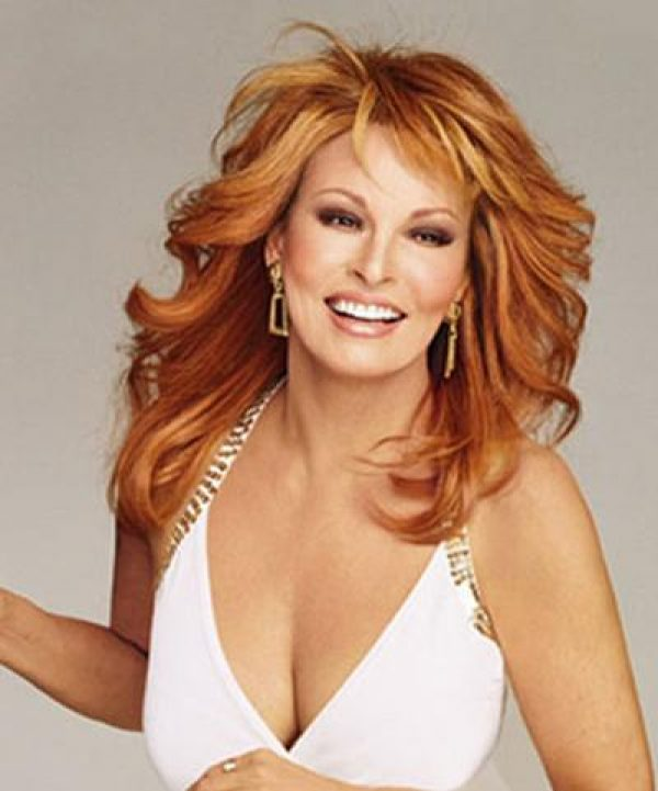 Human Hair Knockout by Raquel Welch Wigs Mono Top