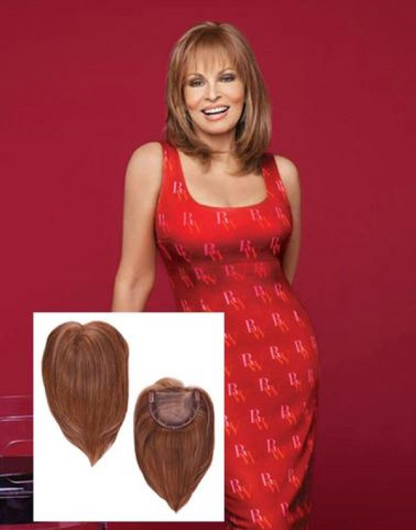 Top Billing Topper Hairpiece by Raquel Welch