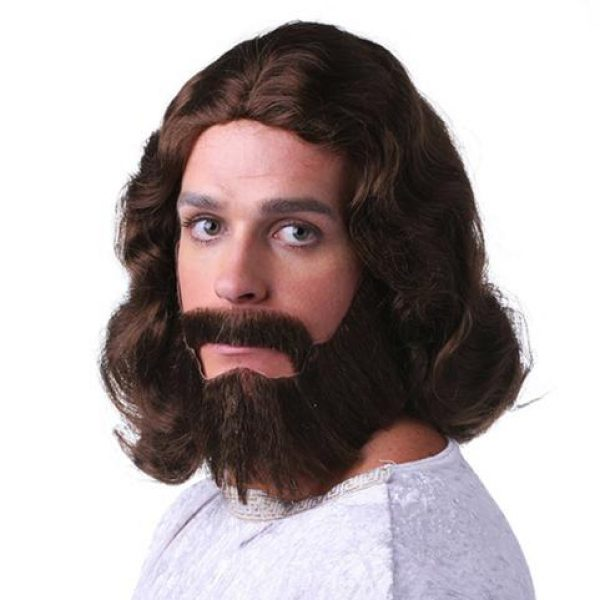 Biblical Wig Beard Set by Characters