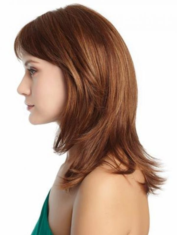 Fantasy Petite Wig by Gabor | Hand-tied Lace Mono Part -sideL