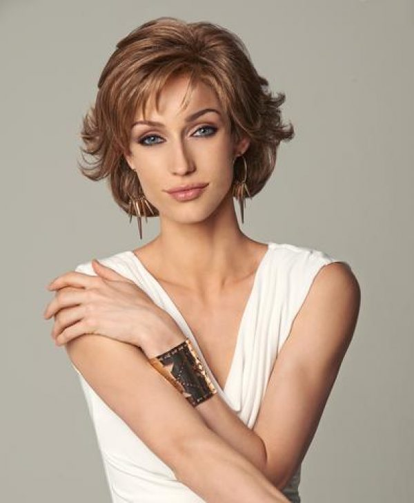 Everyday Elegant Wig by Gabor Mono Part Lace Front