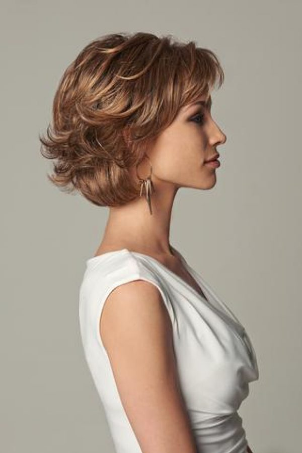 Everyday Elegant Wig by Gabor Monofilament Part Lace Front -right