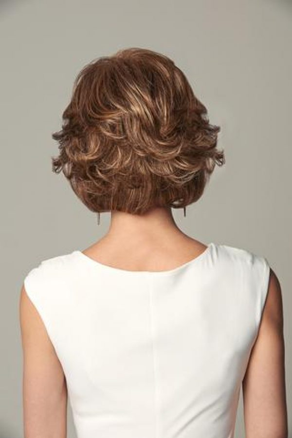 Everyday Elegant Wig by Gabor Monofilament Part Lace Front -back