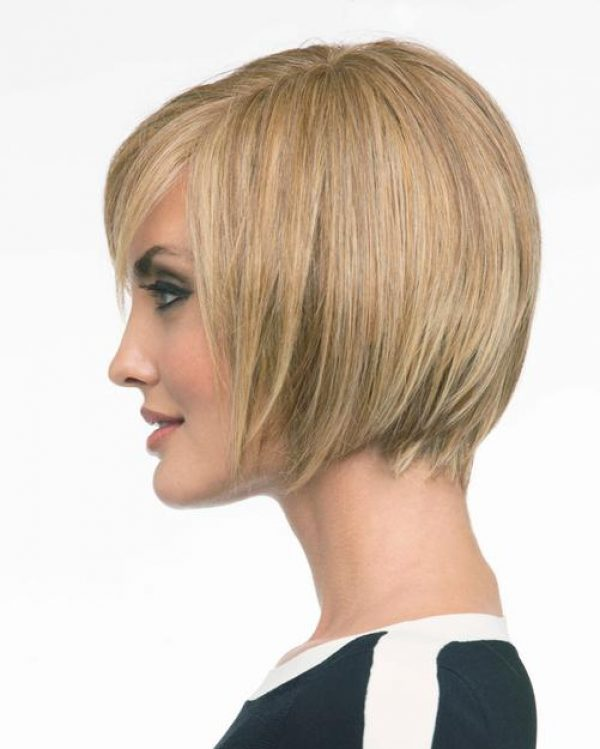 Human Hair Blend Shyla Envy Wigs Handtied Mono Top -sideL