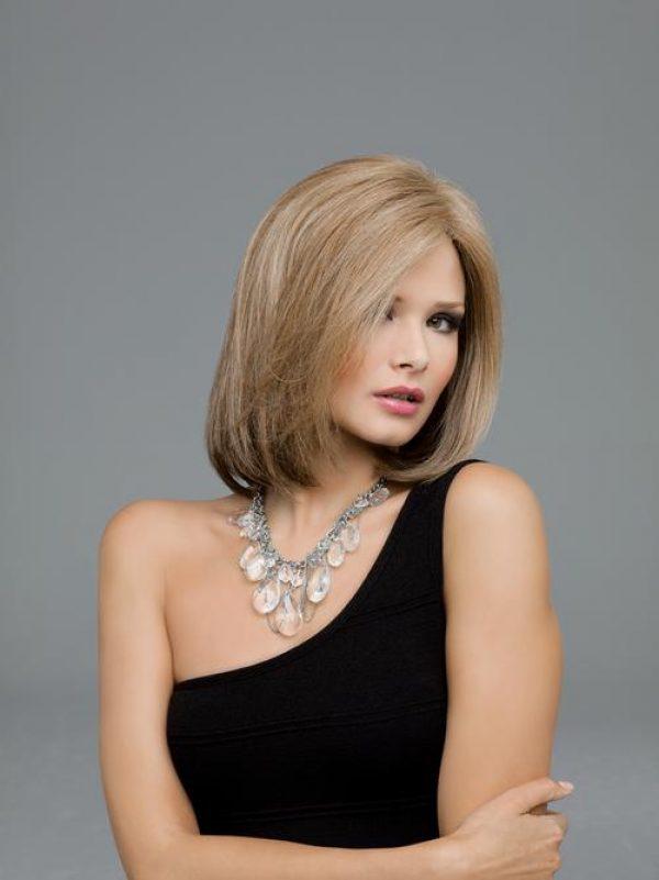 Human Hair Blend Lynsey Envy Wigs