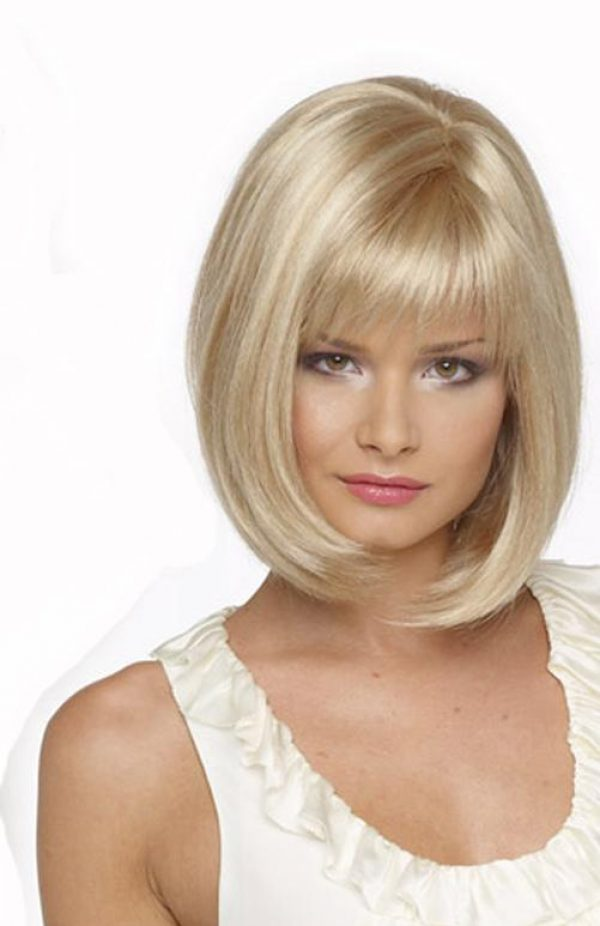 Paige Petite by Envy Wigs with Monofilament Part