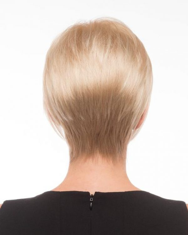 Megan by Envy Wigs Monofilament Top -back