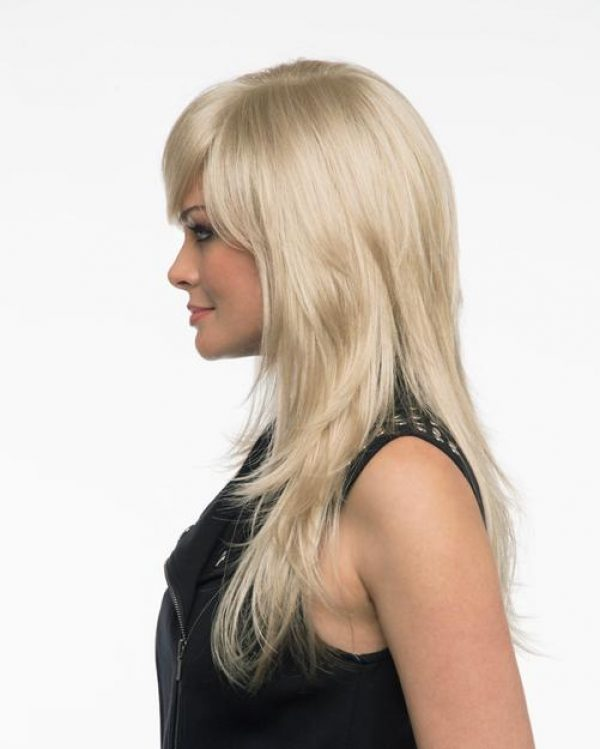 Celeste by Envy Wigs Monofilament Top -sideL