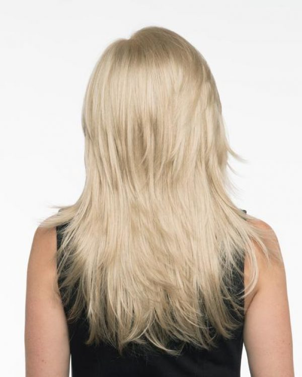Celeste by Envy Wigs Monofilament Top -back