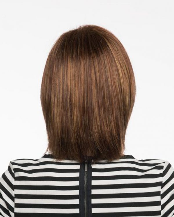 Jasmine by Envy Wigs Monofilament Top -back