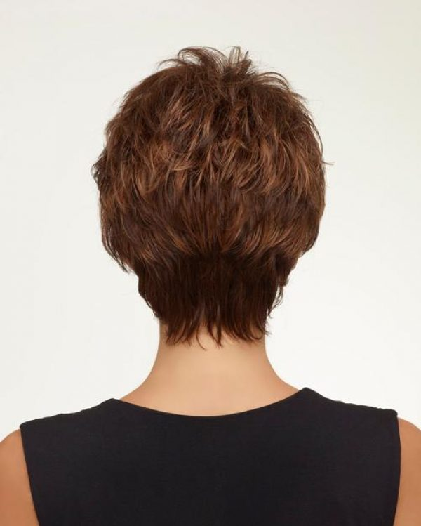 Kitana by Envy Wigs Monofilament Top -back