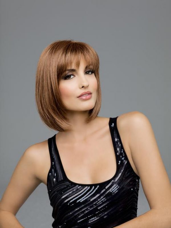 Carley by Envy Wigs Monofilament Top -sideR