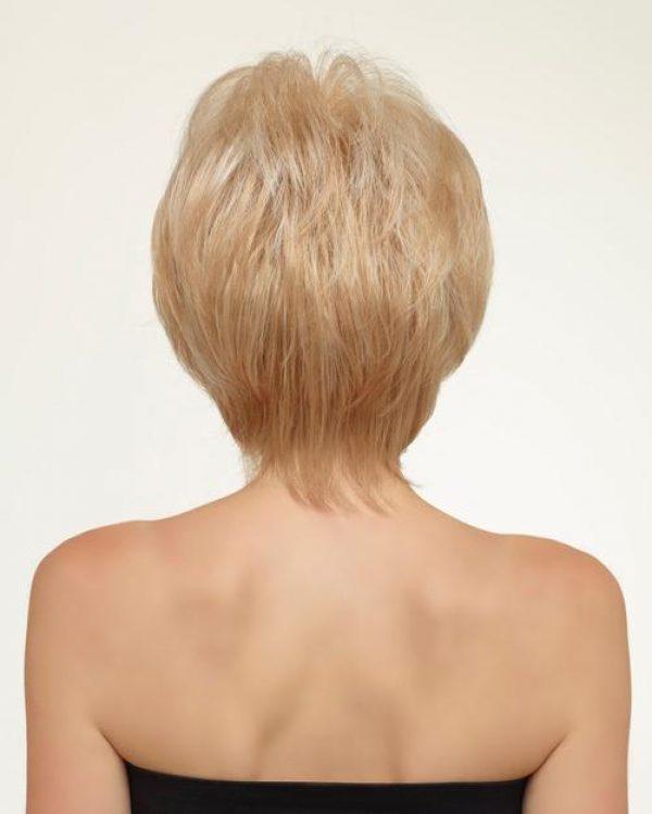 Kellie by Envy Wigs Monofilament Top -back