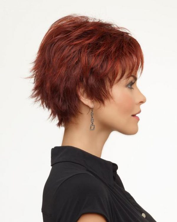 Genny by Envy Wigs Monofilament Top -sideR