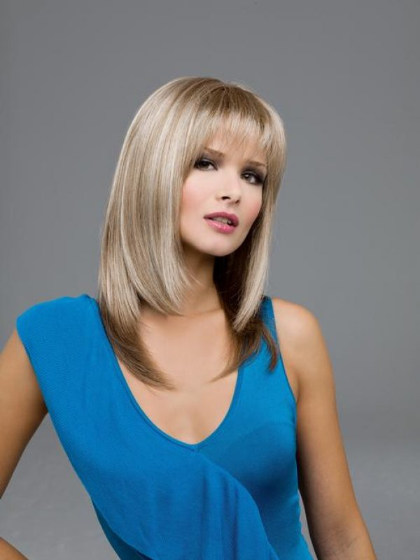 Madison by Envy Wigs Monofilament Top -sideR
