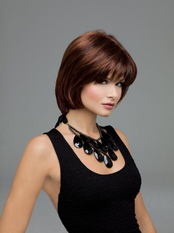 Haley by Envy Wigs Monofilament Top -sideR