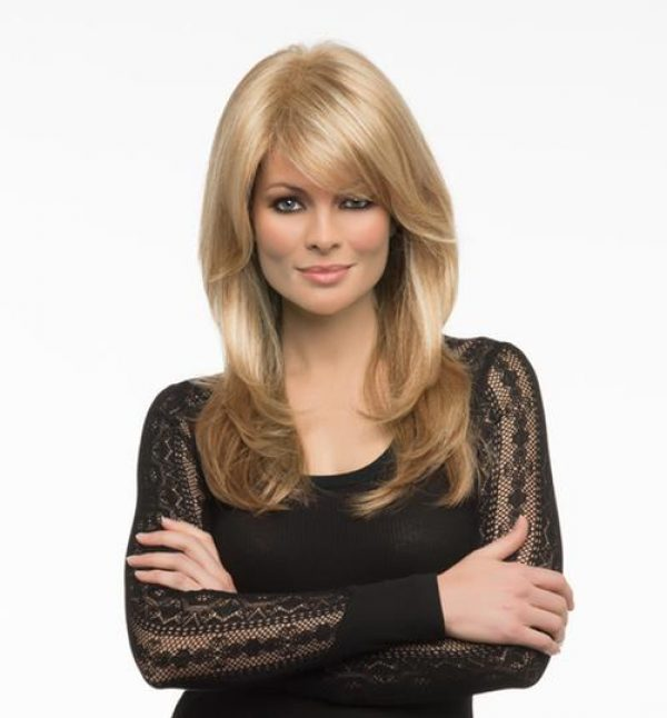Brooke by Envy Wigs Lace Front Monofilament Top