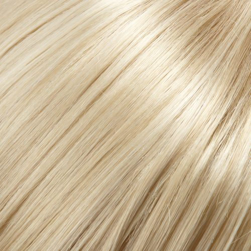 22RH613 - Light Ash Blonde with 33% Pale Natural Golden Blonde Highlights
