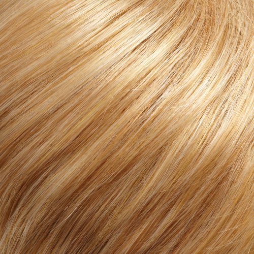 24B/27C - Light Golden Blonde & Light Red-Golden Blonde Blend