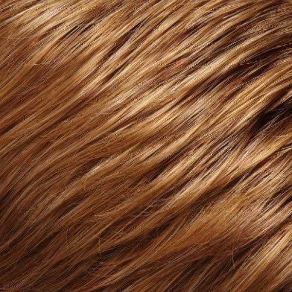 27MB - Dark Red-Golden Blonde