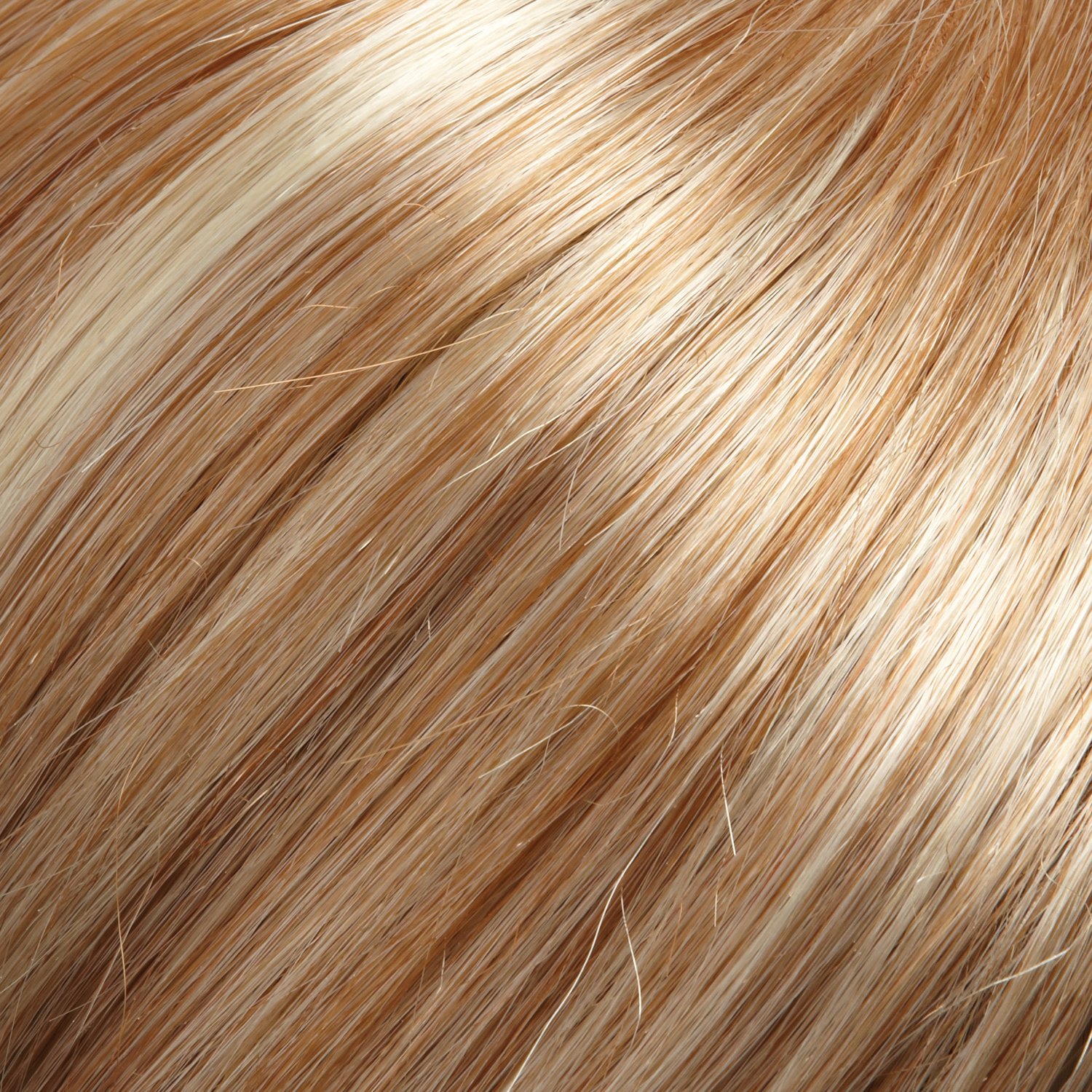 27RH613 - Medium Red-Golden Blonde with 33% Pale Natural Golden Blonde Highlights