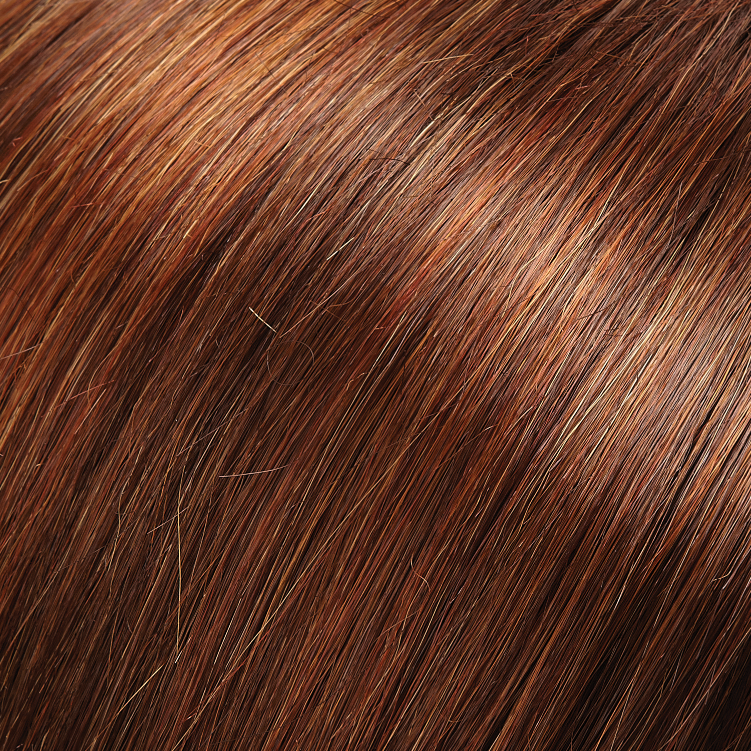33RH29 - Medium Natural Red with 33% Light Red-Golden Blonde Highlights