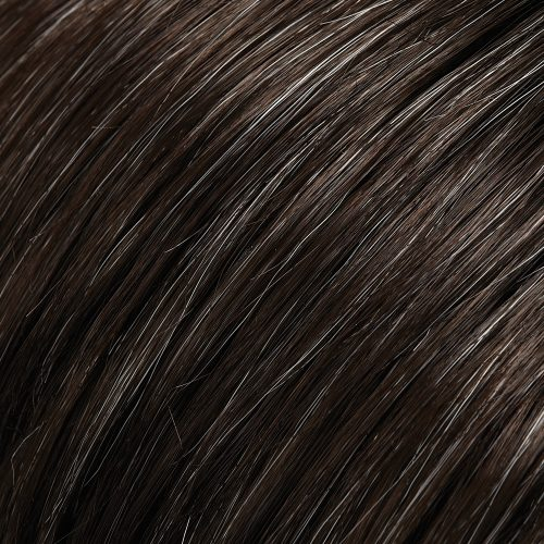 34 - Dark Brown with 5% Gray