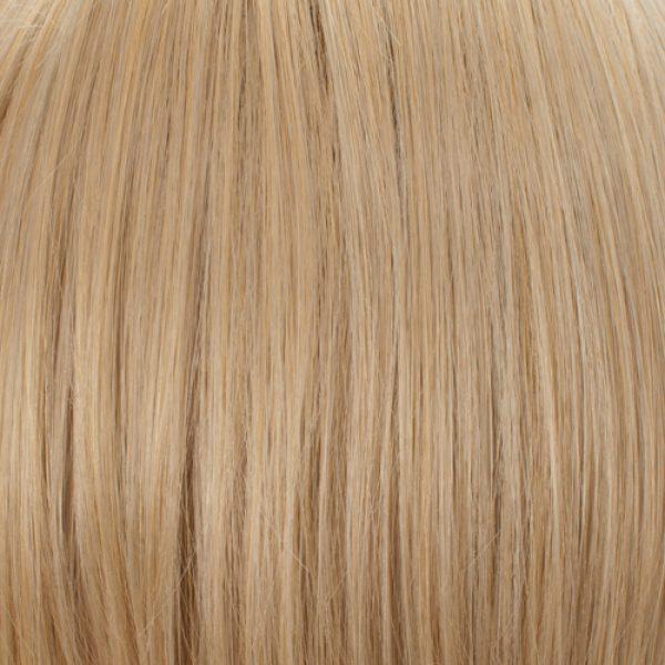 613HL24B - Light Gold Blonde Base with 50% Vanilla Blonde Highlights