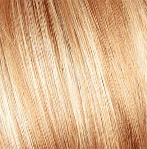 VANILLA LUSH - Bright Copper and Platinum Blonde Evenly Blended and Tipped with Platinum Blonde