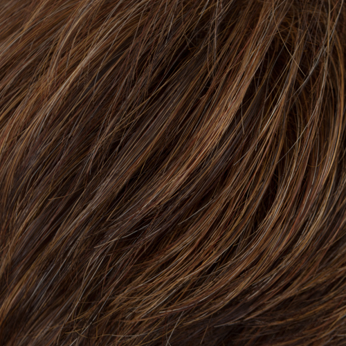 AMARETTO - Golden & Light Gold Brown with Golden Red Highlights