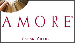 Amore Color Guide Chart