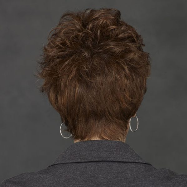 Autograph Wig Raquel Welch-back