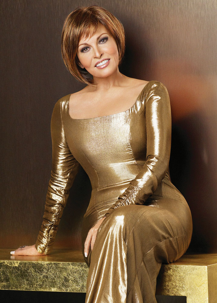 Bewitched Wig Raquel Welch Non Slip Monofilament Top