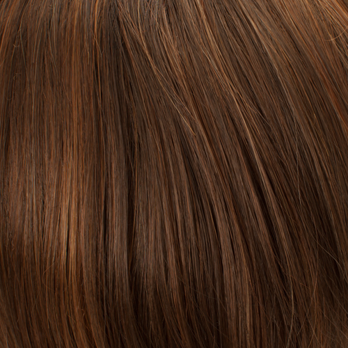 BROWN SUGAR - Brown with Golden Red Highlights