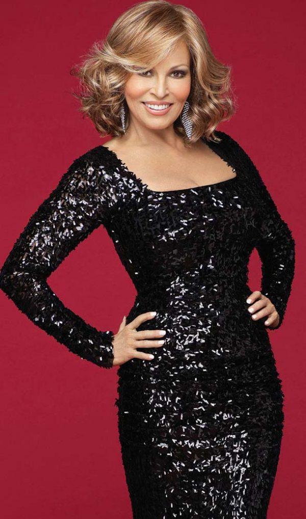 Celebrity Wig Raquel Welch