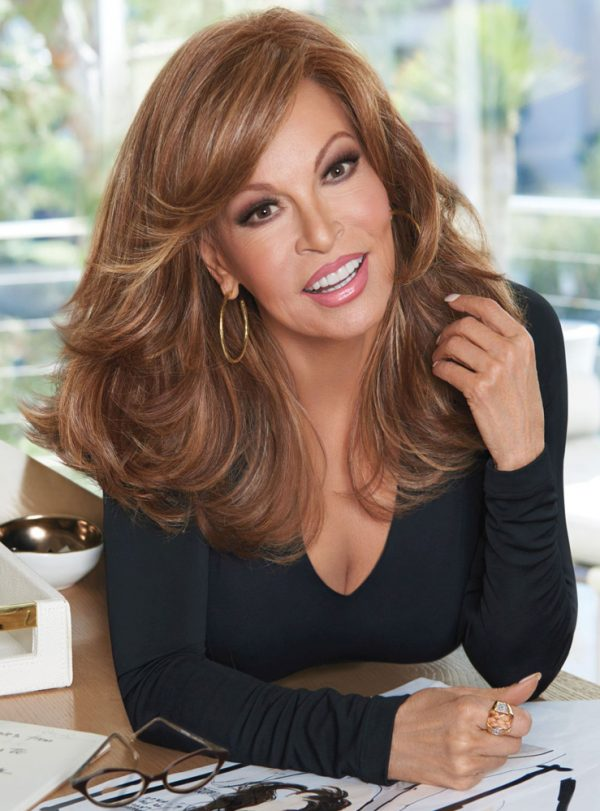 Curve Appeal Wig Raquel Welch Lace Front Monofilament Part