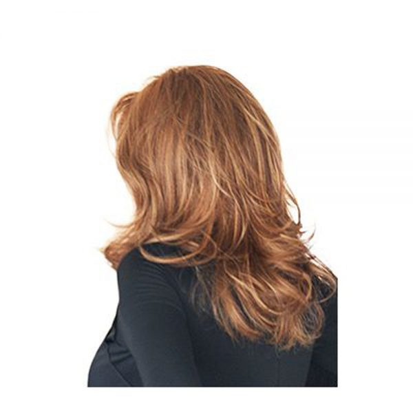 Curve Appeal Wig Raquel Welch Lace Front Monofilament Part-back