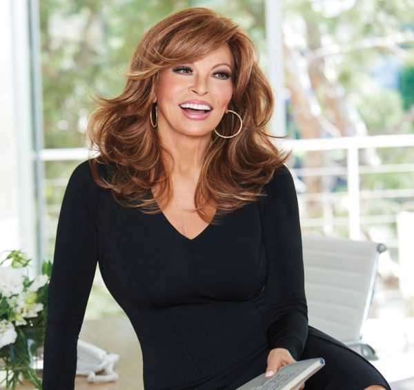 Curve Appeal Wig Raquel Welch Lace Front Monofilament Part-main