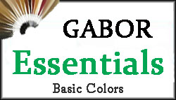 Gabor Essentials Color Guide Chart by HairUWear